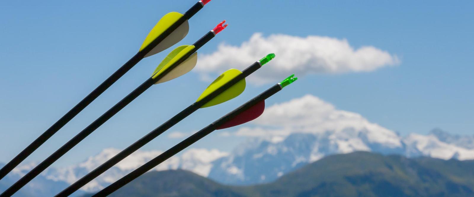 Bogenschießen Südtirol: Bogensport Hotel Am Erlebnisberg