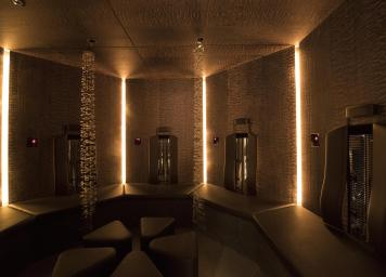 Infra-red-cabin - Wellness Hotel Watles South Tyrol